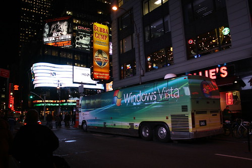 El bus de Windows Vista