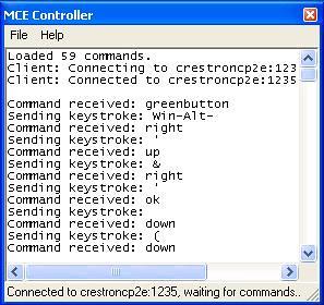 MCE Controller