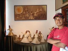 Di Mevlana Museum, Konya, Turkey
