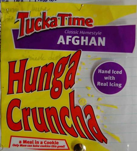 Hunga Cruncha