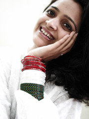 Proud to be an Indian :-) (Meghna Sejpal) Tags: iloveyoursmile bsbselfportrait bsbpatriotism
