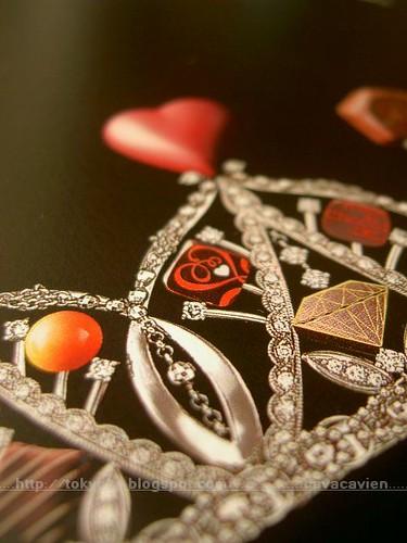 V-Day choco brochure Ⅲchoco tiara