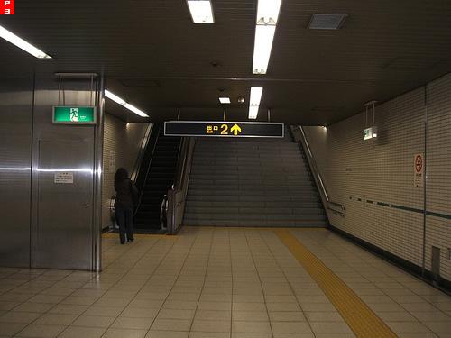 辰巳駅出口2