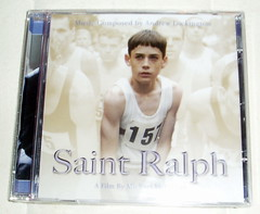 The Cover of the Saint Ralph Soundtrack