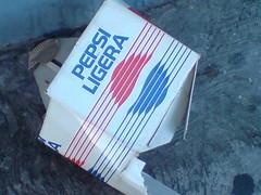 Pepsi Ligera (huguito) Tags: light caja pepsi ligera pepsiligera