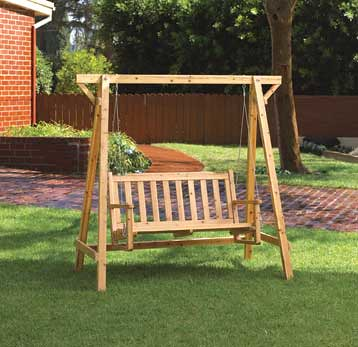 Garden Chair Swing (35107)