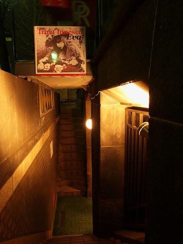 to underground