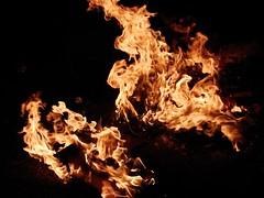 Meatloaf Burning