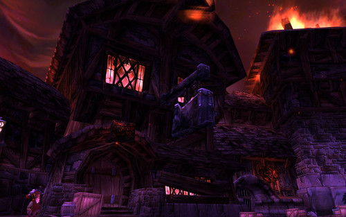 Gil creates a portal to Stormwind | Flickr - Photo Sharing!