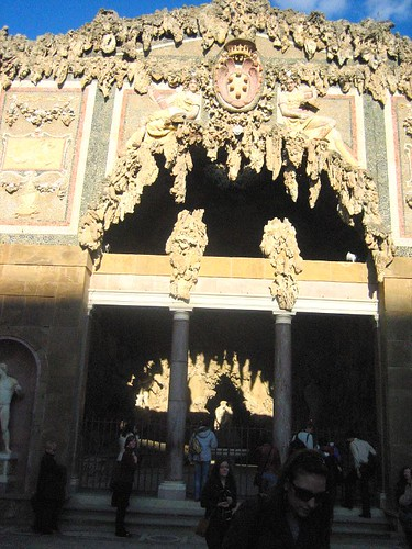 Buontalenti's Grotto: Grotta del Buontalenti