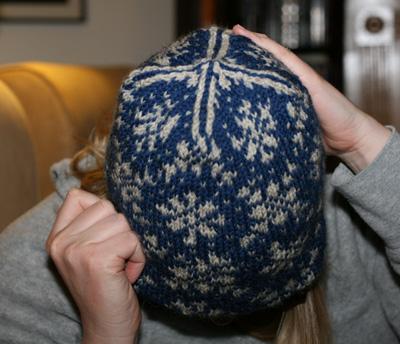 Kristen Hat - Top