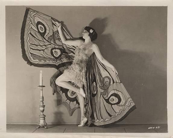 The Flapper Girl: Bébé Daniels, 1920s