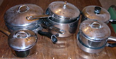 Free pots and pans