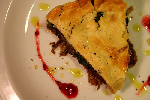 Hare Pie with Red Currant Jam