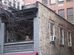 Erskine Press (warsze) Tags: nyc ny newyork unitedstates guesswherenyc nycguessed greenwichvillage frankensteinguessed