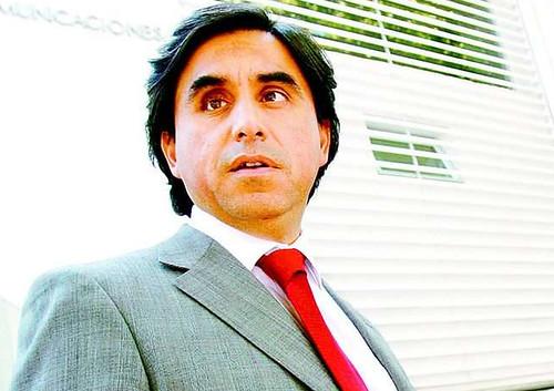 Pablo Rodríguez Seremi Metropolitano de Transporte Chile