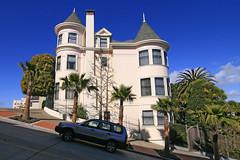 house in San Francisco, CA (lucanicae) Tags: city urban digital canon eos rebel san francisco globalvillage xti 400d artistoftheyear aplusphoto superhearts heartawards platinumheartaward