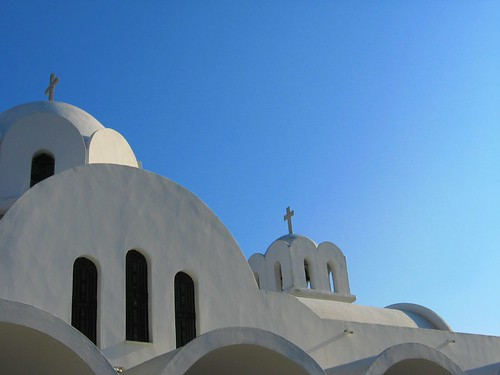 Church near Kavala, Greece