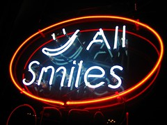 all smiles (pbo31) Tags: california county ca winter light red white black color window smile rain night dark happy evening neon pattern darkness image patterns character name teeth letters feel tube smiles favorites style brush business nighttime sanfranciscobayarea font suburb neonsign eastbay form script pm shape livermore dentist tone happyface febuary advertise metroarea wetweather fullspectrum stripmallshoppingcenter neongas