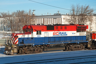 BCOL 604, Edmonton AB
