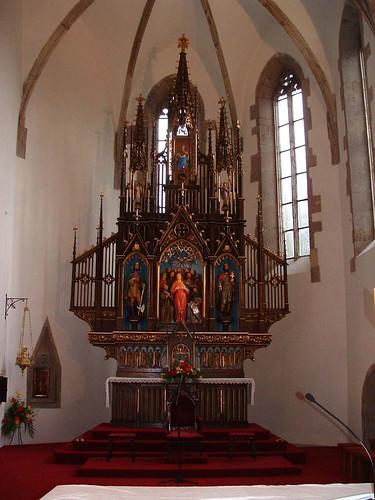 Szepsi, Római katolikus templom