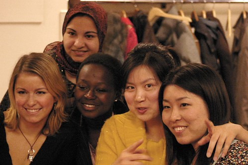 Wittenberg International Student Party by Matt Cline, on Flickr
