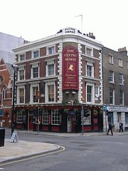 The Flying Horse, 52 Wilson St, EC2A 2ER (Doogal Bell) Tags: london pub random finder