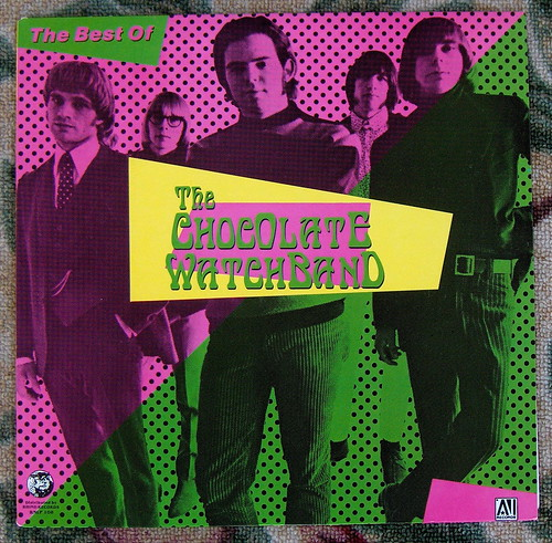 Chocolate Watchband / Best 2011