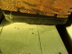 Webs (CHAUSS513) Tags: sculpture art electric shop studio mechanical steel kinetic workshop bolts motor mechanic wrench socket bearing bolted ratchett
