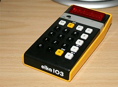 Genuine 70s calculator elka 103 (Richie Wisbey) Tags: old red love yellow keys flickr w rich machine retro we led plastic richie richard memory soviet calculator 70s were 1970 grandad gadget 1970s adding gizmo 70 rare 103 squared pvc bulgarian elka p1f1 elka103 wisbey richardwisbey richiewisbey richwisbey wisbeyflickr wisbeyphotography
