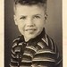 1939 - Joe Breen, First Grade - St. Ambrose/Grosse Pointe, Michigan