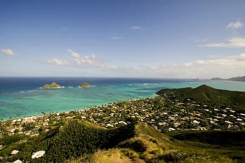 Lanikai, Hawaii.