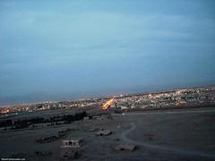 Overlooking Yazd