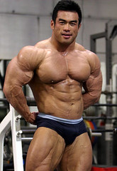 Hidetada Yamagishi (Pete90291) Tags: pecs japanese arms muscular chest bodybuilder abs japanesemen quads asianmen asianmuscle hidetadayamagishi asianbodybuilder japanesebodybuilder