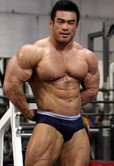 Hidetada Yamagishi (Pete90291) Tags: pecs japanese arms muscular chest bodybuilder abs japanesemen quads asianmen asianmuscle hidetadayamagishi asianbodybuilder japanesebodybuilder