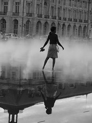 The unknown woman on the water mirror (Eleonore Indra) Tags: camera blackandwhite bw woman white black france reflection topf25 mirror interestingness interesting europe flickr noir noiretblanc bordeaux nb explore unknown karma whatilove flickrcentral indra reflexions blanc smileys globalvillage franceimage placedelabourse questfortherest aphoto freeart peopleschoice eleonore 4aces supershot a sonydsch2 flickrsmileys mywinners abigfave blackandwhitepool artlibre shieldofexcellence scoremefast anawesomeshot aplusphoto blackandwhitephotoaward artlibrefreeartartelibrefreiekunstinvitedpixonly faithfulflickrfriends mywinnerstrophyinvitedphotosonly goldenphotographer ithinkthisisart flickerdiamondthediamondclassphotographer superhearts onenesslabyrinth eleonoreindra krishlikesit decisivemomentsclassicsinbw sperhearts focuslegacy focuslegacyaward focuslegacydiploma theunknownwomanonthemirror flckrhearts uwoman