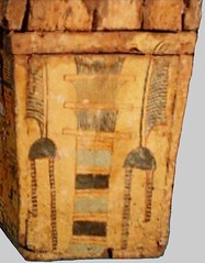 OAM52976-TO-Foot of the coffin (CESRAS) Tags: symbol egypt odessa tip coffin dynasty osiris thebes bce d21 djed 21a antithetic theban horemachet cesras 1070945