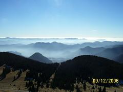 Misty Hills (*mimka*) Tags: sky mountain fog forest hill bulgaria landskape naturesfinest rodopi pamporovo p1f1 diamondclassphotographer flickrdiamond
