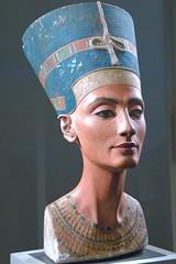 Bust of Nefertiti (allanimal) Tags: sculpture berlin museum germany ancient egypt allanimal