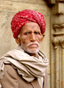 Old indian man - Deshnoke