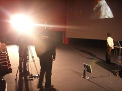 JavaPolis filming