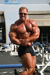 Gary Strydom 2006 Venice Beach CA (108) (Pete90291) Tags: pecs muscles arms muscular chest bodybuilder biceps abs quads musclemen ifbbpro probodybuilder garystrydom ifbbbodybuilder professionalbodybuilder