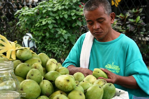 green mango manila vendor Pinoy Filipino Pilipino Buhay  people pictures photos life Philippinen  菲律宾  菲律賓  필리핀(공화국) Philippines