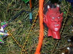CHRISTMAS DEVIL