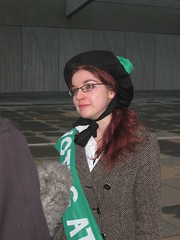061214 SYG Suffragettes 025 (Gary Dunion) Tags: politics votes suffragettes scottishyounggreens scottishgreenparty
