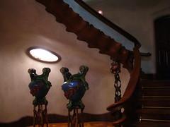 Escalera principal (Emanuel Pacheco) Tags: barcelona batllo