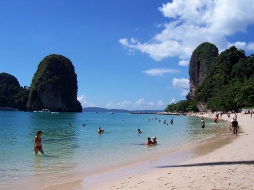 Legend Islands Guide For Wayfaring Travelers Ao Phra Nang Beach Krabi Thailand