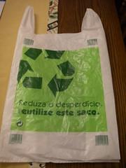 Campanha de redução dos sacos de plástico do Pingo Doce