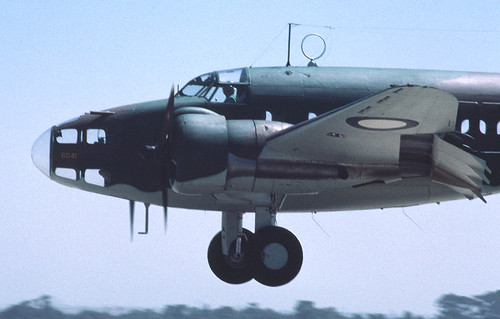 Warbird picture - Lockheed Hudson bomber