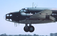 200102 054 Avalon (williewonker) Tags: plane aircraft australia victoria airshow hudson bomber lockheed 112 avalon a16 vhkoy ektachromeslide a16112